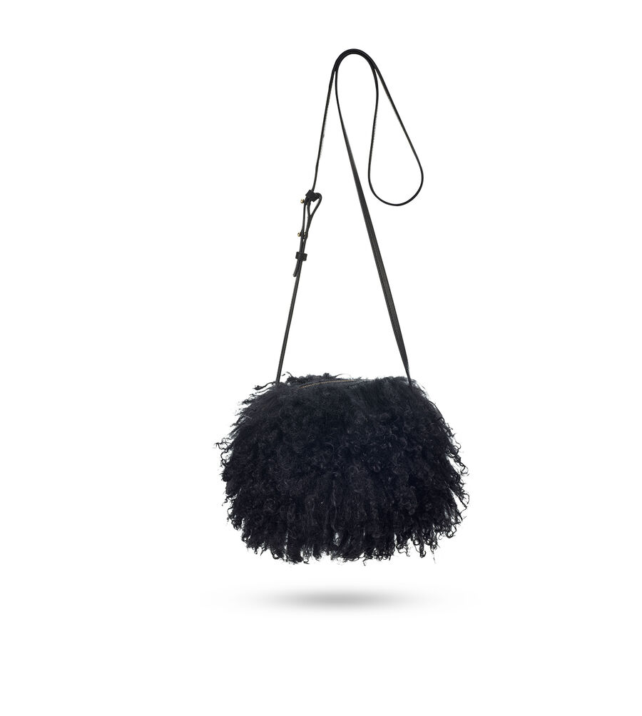 Mongolian Pom Pom Crossbody - Image 2 of 5