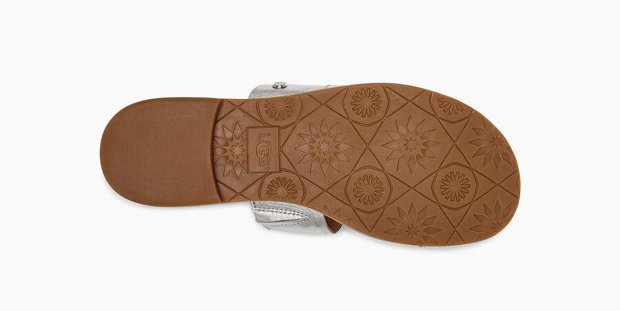Hadlee Metallic Sandal - Image 6 of 6