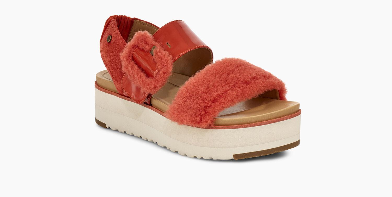 8a61a3af56 Women's Le Fluff Sandal | UGG® Official