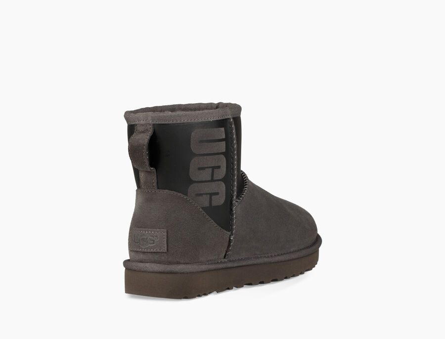Classic Mini UGG Rubber Boot - Image 4 of 6