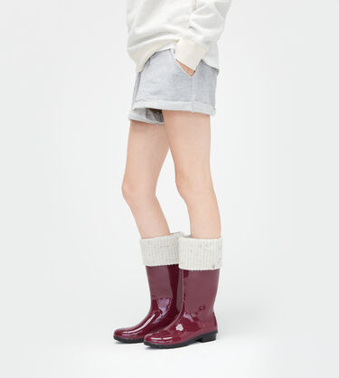 Shaye Tall Rainboot Sock