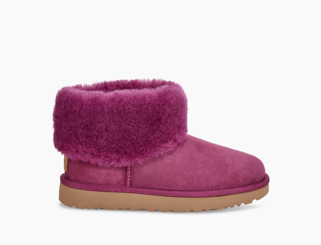 Women's Classic Mini Fluff Boot   UGG
