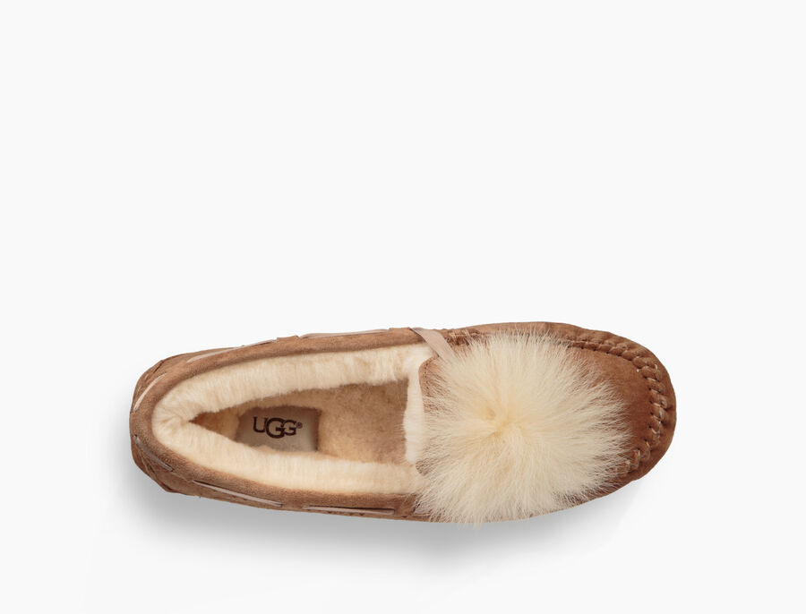 Dakota Pom Pom Slipper - Image 5 of 6