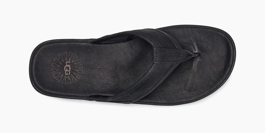 Seaside Leather Flip Flop - Image 5 of 6