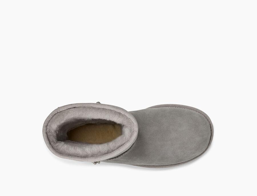 Classic Short Metallic Snake Boot - Image 5 of 6