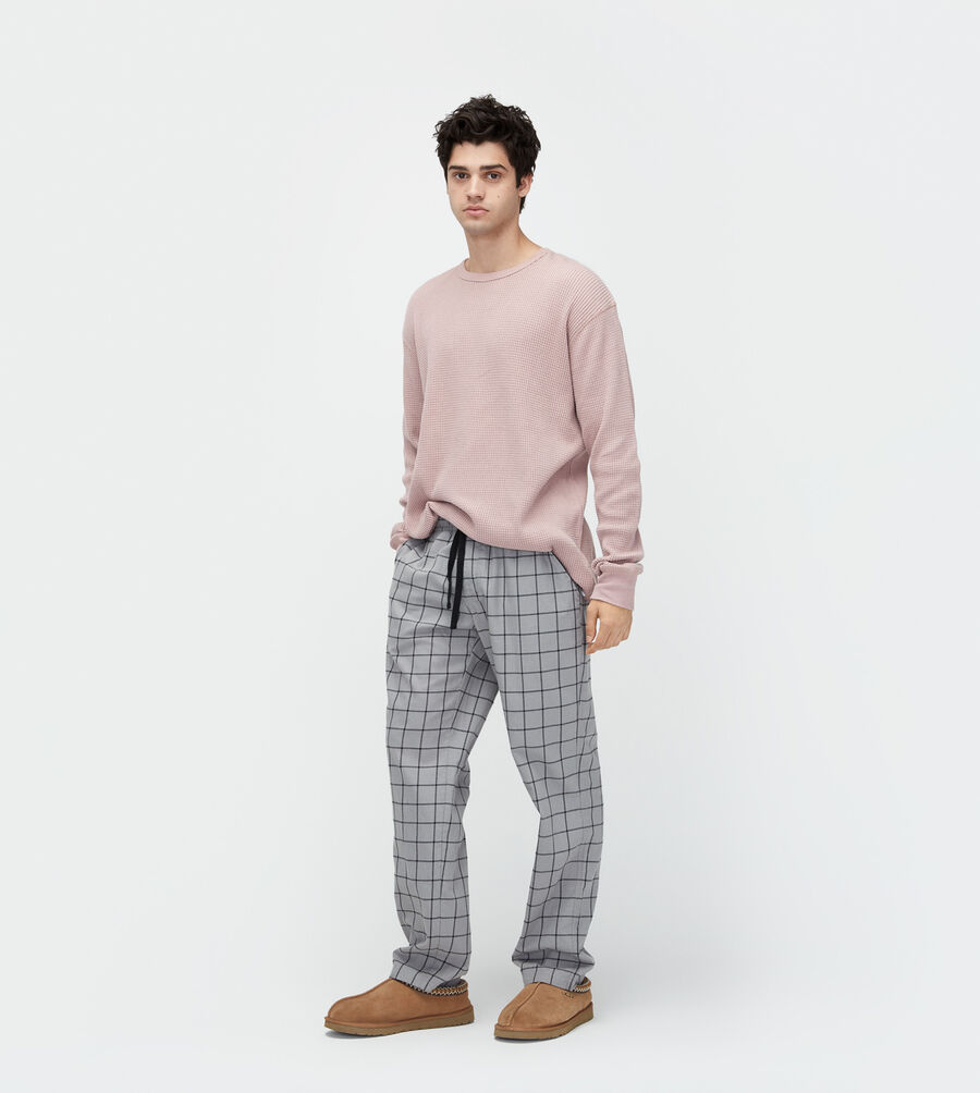 Flynn Check Lounge Pant - Image 3 of 3