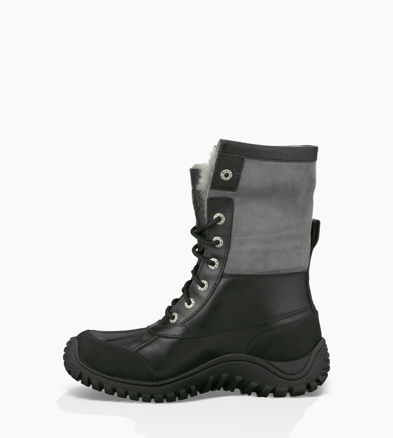 ugg hiking sole boots