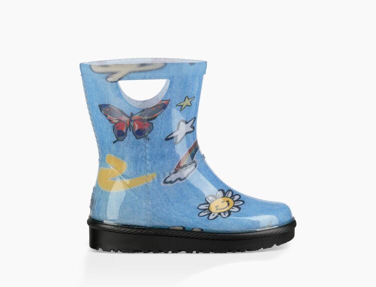 Rahjee Patches Rain Boot