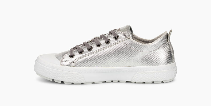 Aries Metallic Sneaker - Image 3 of 6