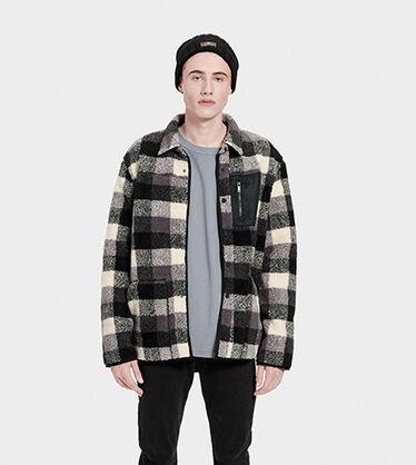 Keefe Sherpa Jacket