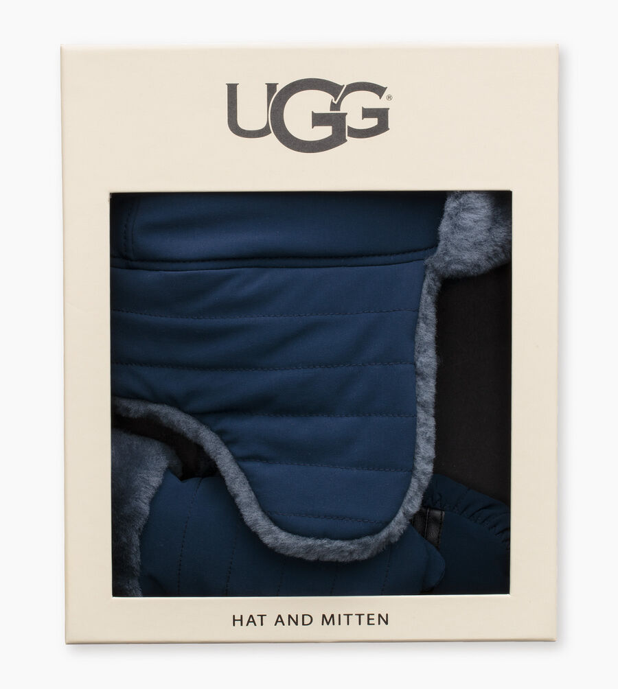 Nylon Hat / Mitten Gift Set - Image 2 of 3