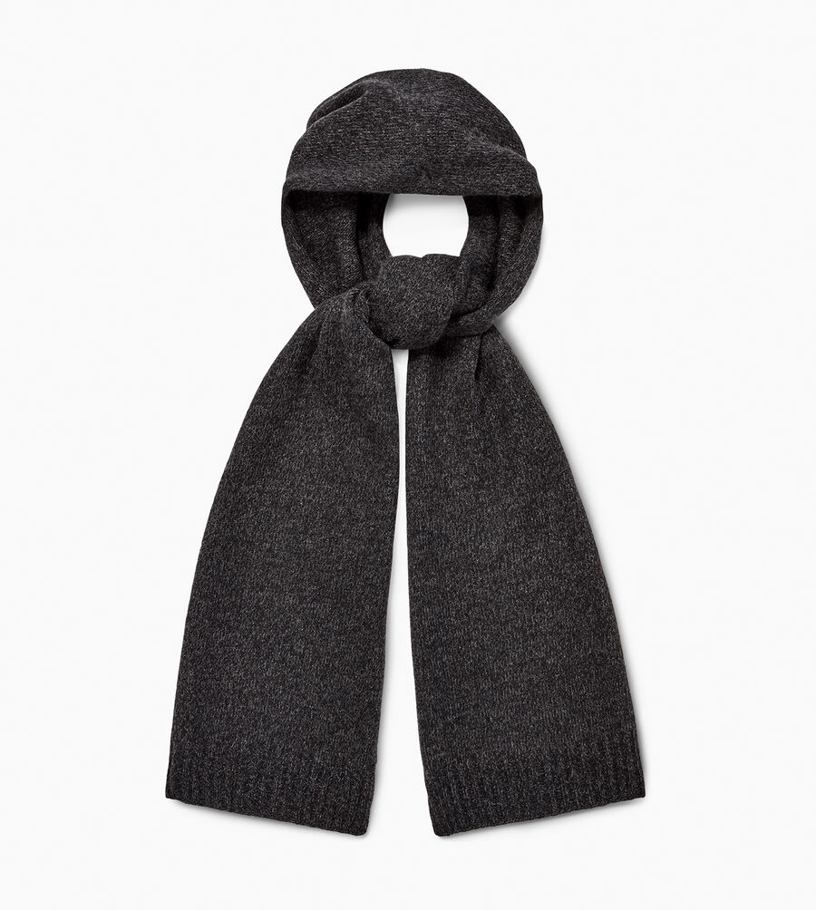 Eastwood Rib Knit Scarf - Image 1 of 2
