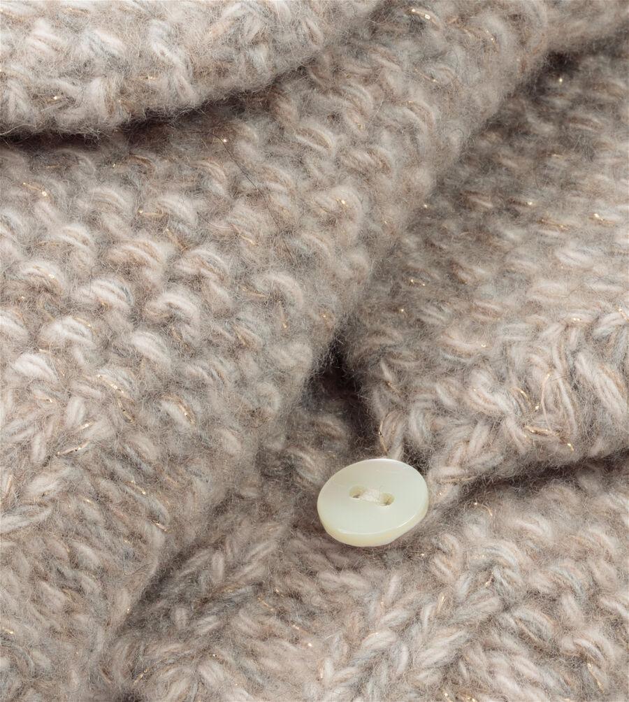 Cashmere Flip Mitten - Image 4 of 4