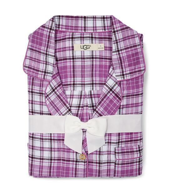 Raven Flannel PJ Set Gift