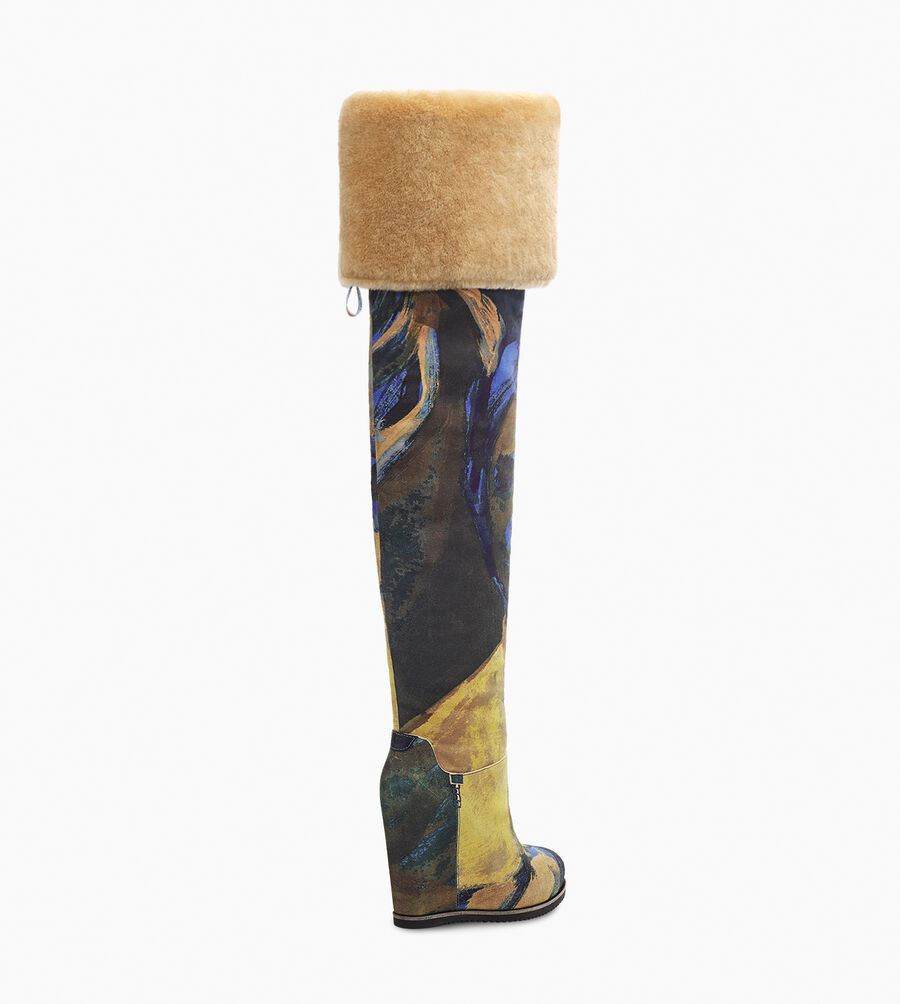 UGG X Claire Tabouret OTK Print Boot - Image 4 of 6