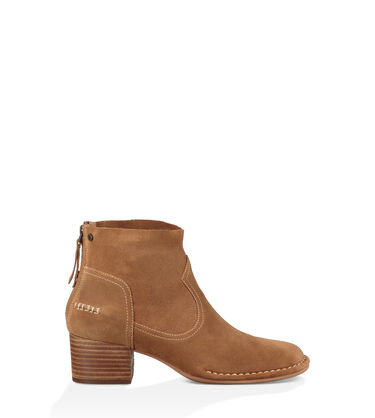 Bandara Ankle Boot Suede