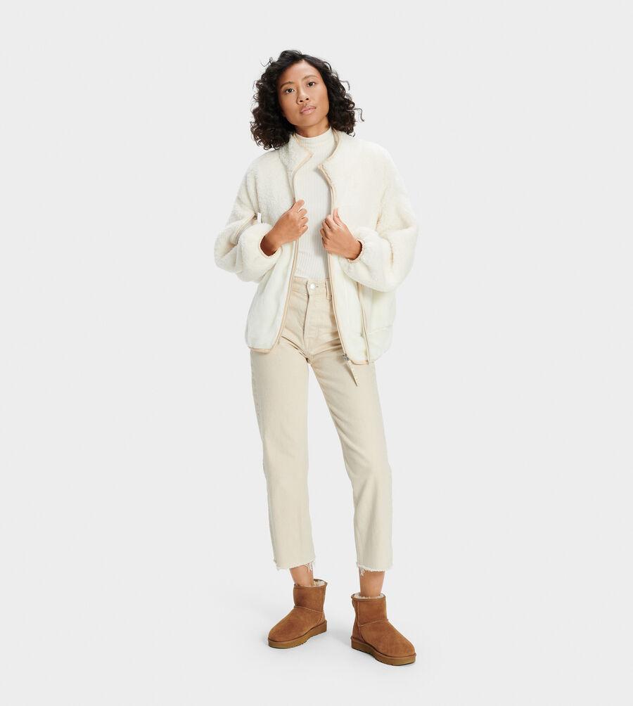 Marlene Sherpa Jacket - Image 5 of 5