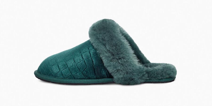 Scuffette Velvet Croc - Image 3 of 6