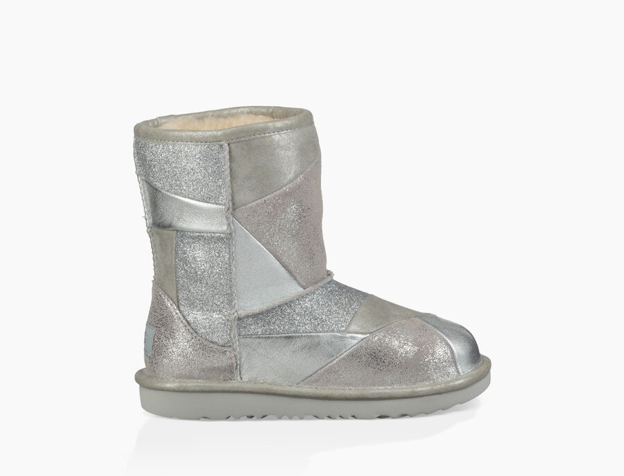 Classic  II Short Patchwork Boot - Image 1 of 6