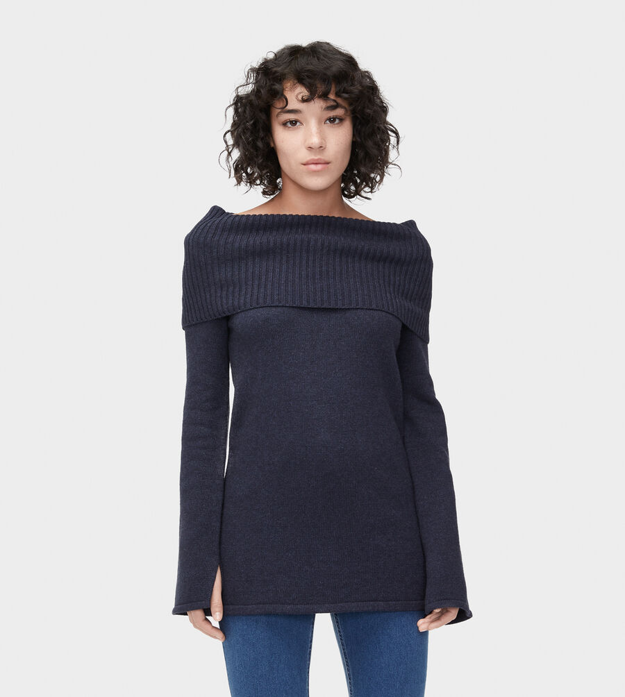 Rhodyn Off-the-Shoulder Sweater - Image 1 of 5