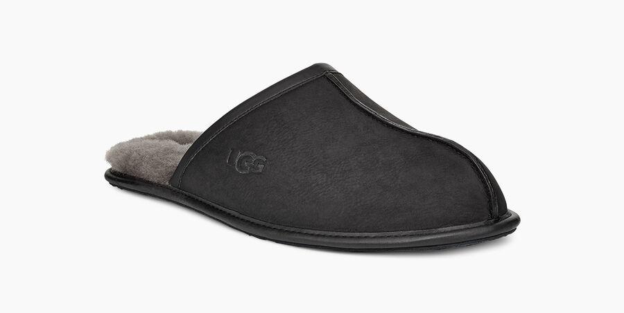 Scuff Leather Slipper - Image 2 of 6