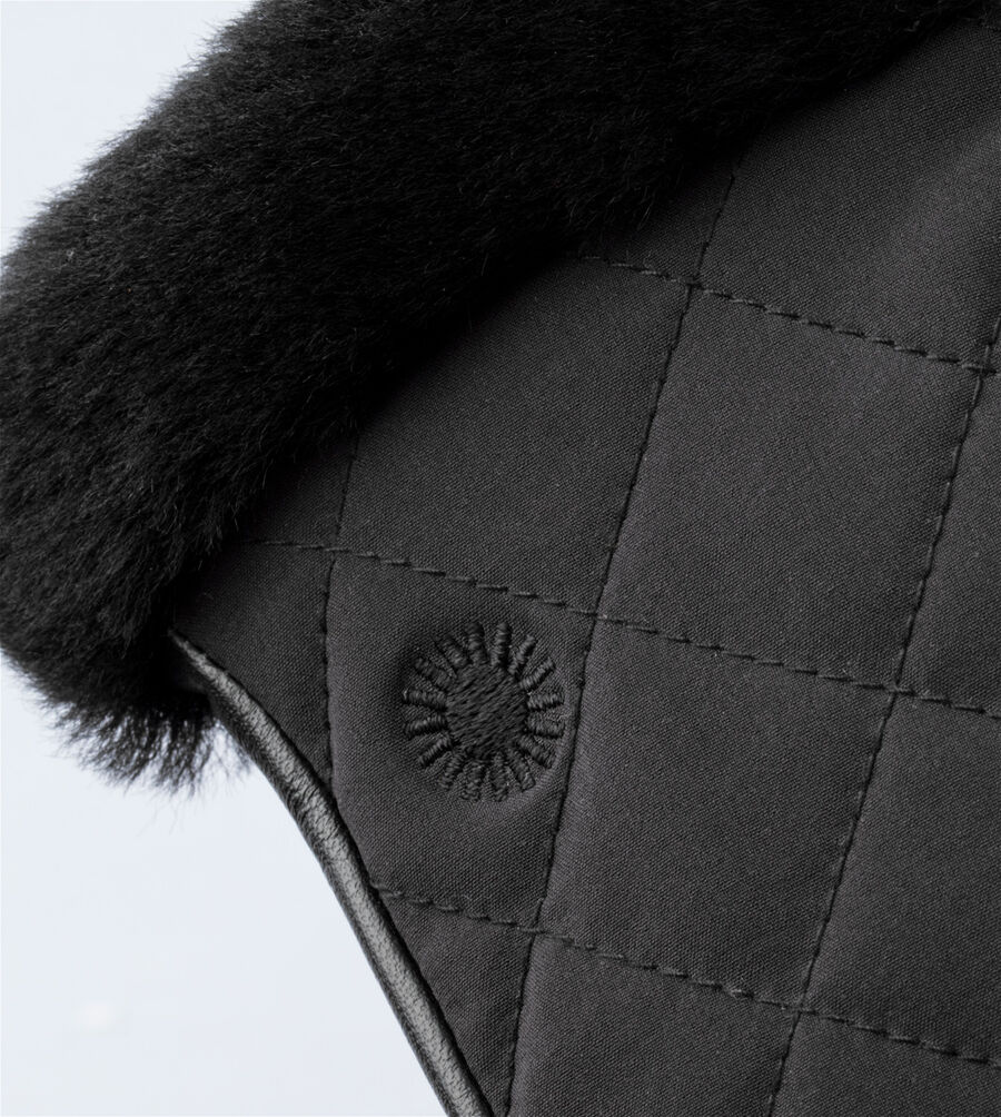 Sheepskin Snap Tab Glove - Image 3 of 3