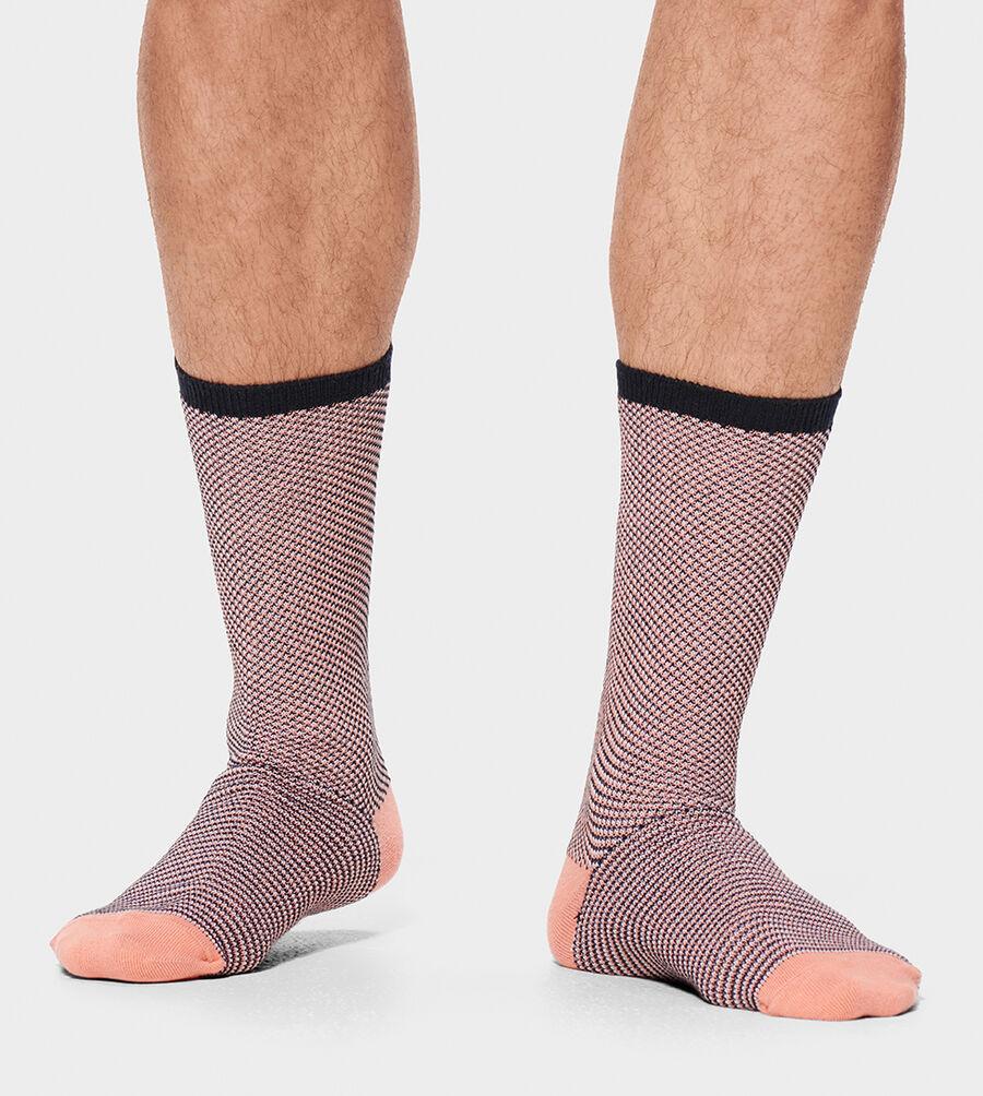 Cadin Pique Crew Sock - Image 2 of 4