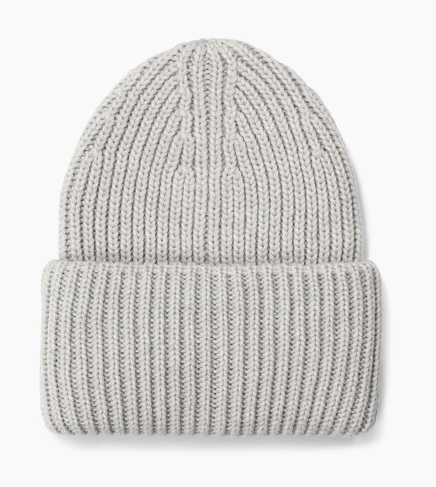 Rib Knit Cuff Hat - Image 1 of 2