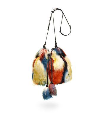 Lidiya Bucket Bag Patchwork