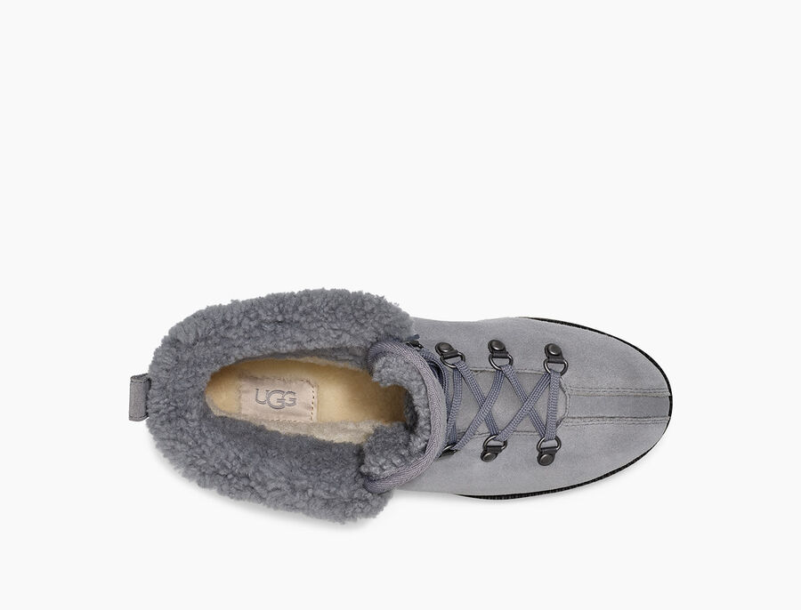Birch Lace-Up Shearling - Image 5 of 6