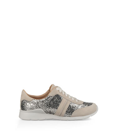 Jaida Glitter Sneaker