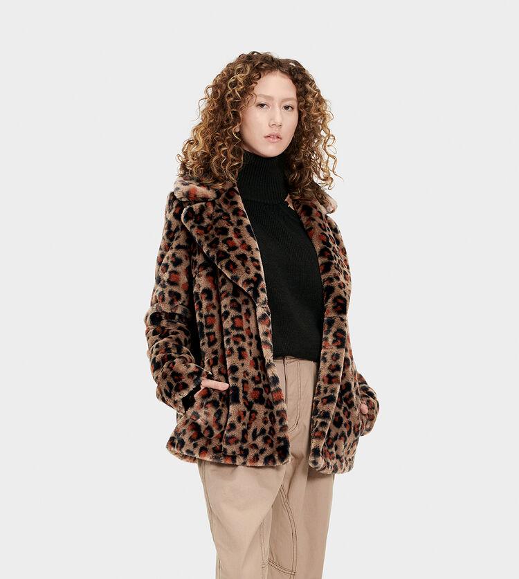 Rosemary Faux Fur Jacket