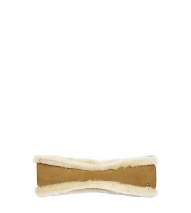 Sheepskin Reversible Headband