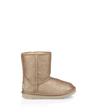 Classic II Short Glitter Boot