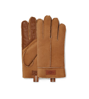 Sheepskin Glove With Tasman Pull
