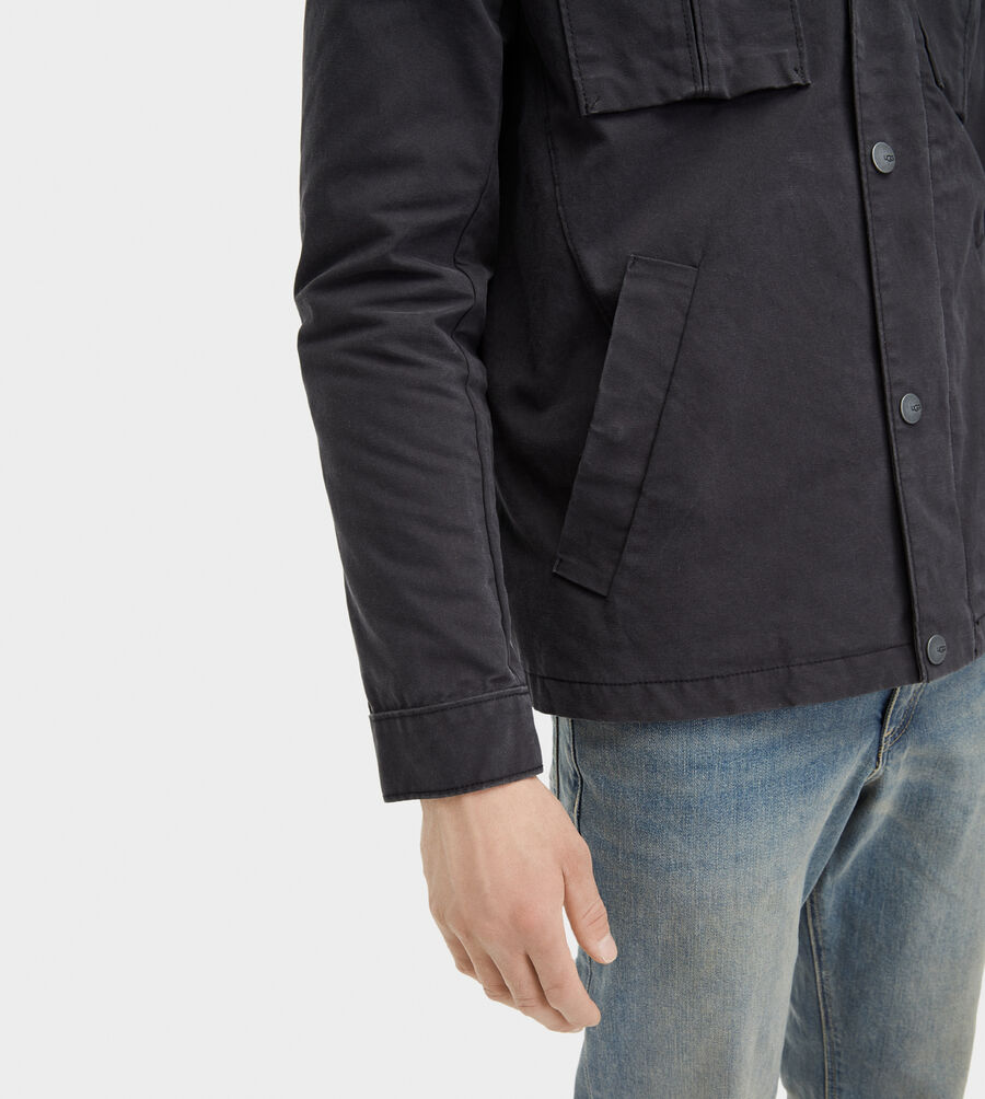 Cohen Waxed Cotton Jacket - Image 3 of 4