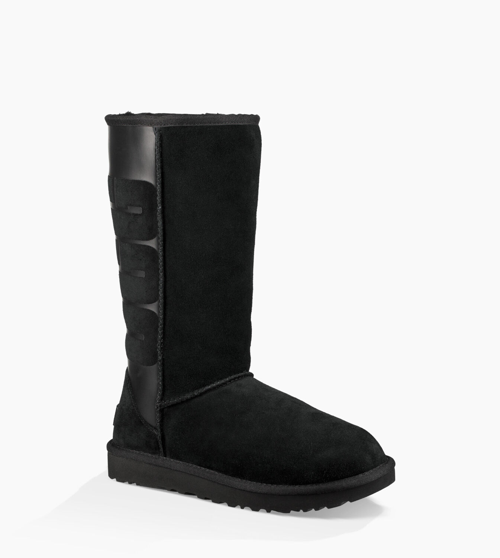 women s classic tall ugg rubber boot ugg official rh ugg com