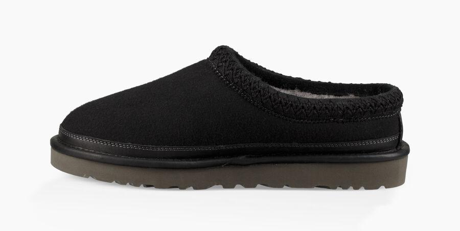 Tasman All Black Slipper - Image 3 of 6