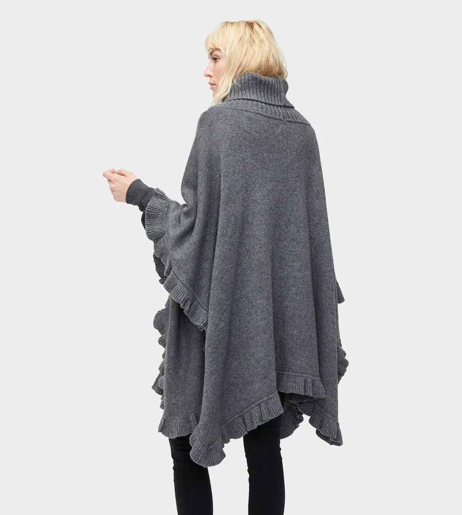 Jacey Poncho - Image 3 of 3