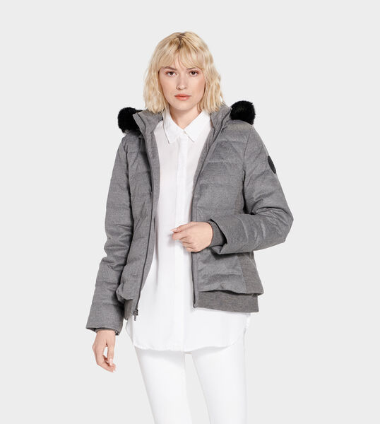 Talia Wool Jacket - Lifestyle image 1 of 6