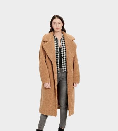 Charlisse Teddy Bear Coat