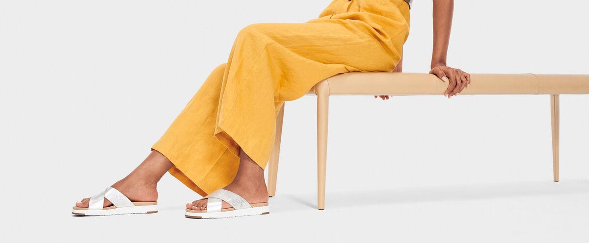Kari Metallic Sandal - Lifestyle image 1 of 1
