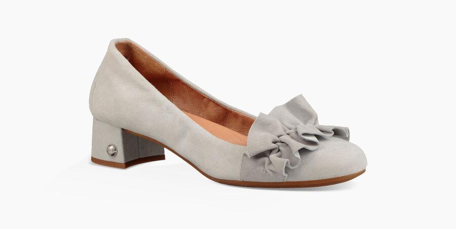 Fifi Ruffle Heel - Image 2 of 6