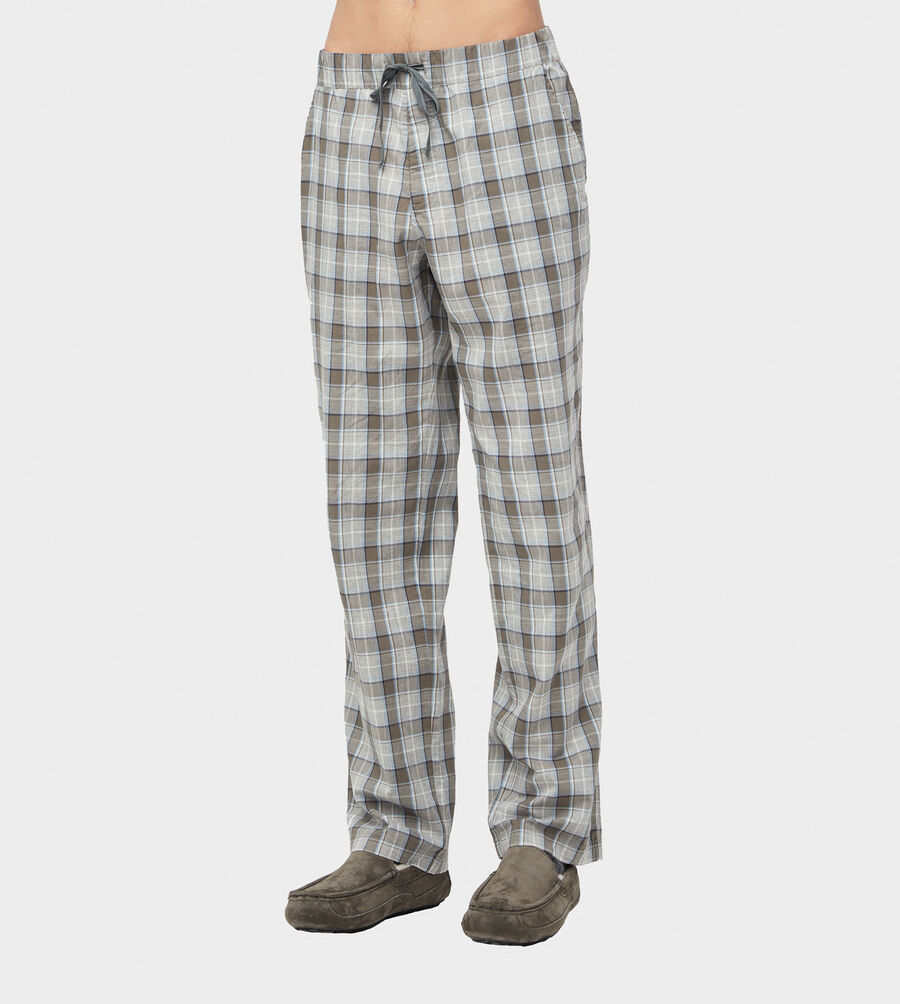 Flynn Plaid Lounge Pant - Image 1 of 4