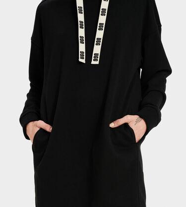 Lucille Hoodie Dress Alternative View