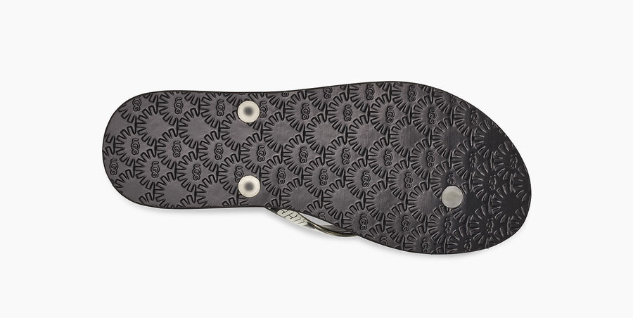 Simi Graphic Flip Flop - Image 6 of 6