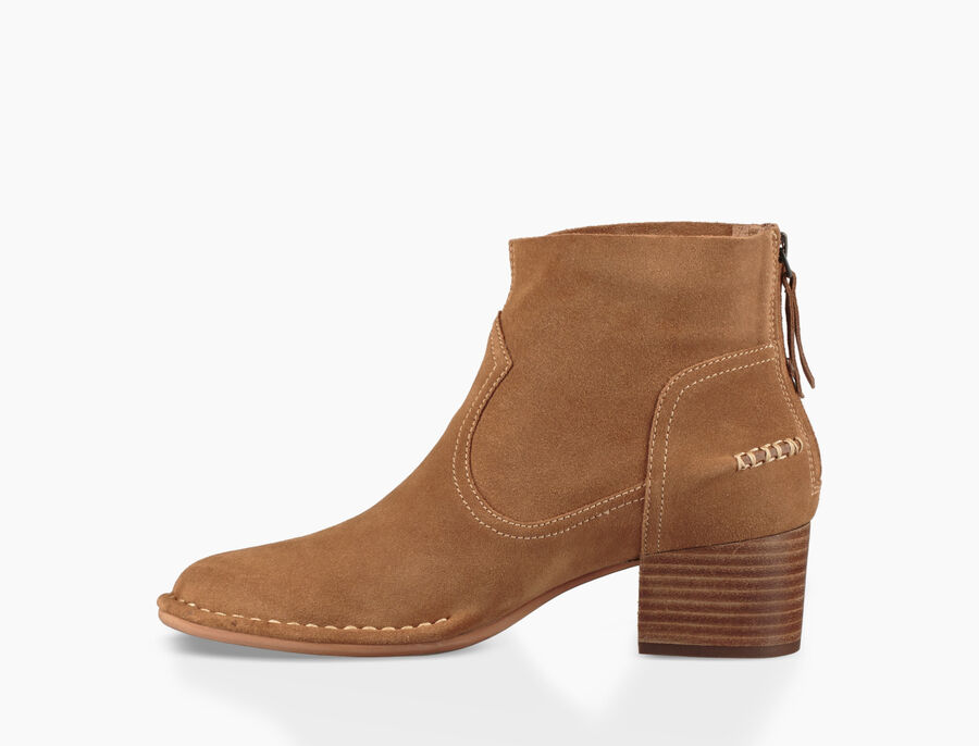 Bandara Ankle Boot Suede - Image 3 of 6