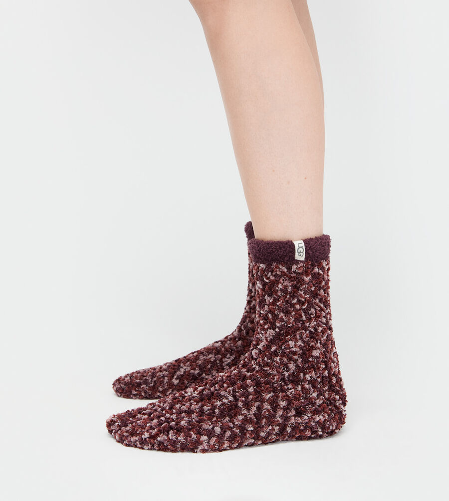 Cozy Chenille Sock - Image 3 of 4