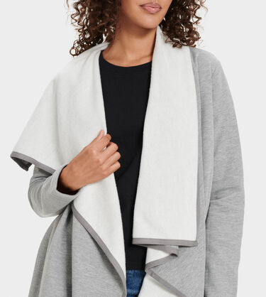 Janni Fleece Cardigan Alternative View