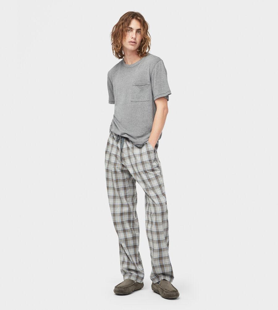 Flynn Plaid Lounge Pant - Image 3 of 4